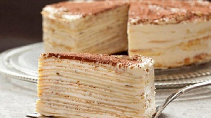 Crapeville Cake