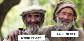 Необъяснимый феномен племени Хунза: тут почти все живут до 120 лет!