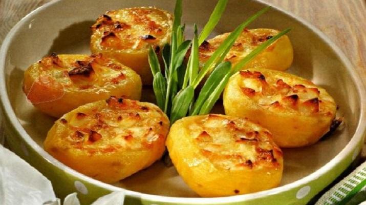 Котлеты из картошки в мундире