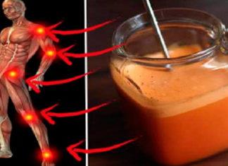 Супер мощное средство для лечения суставов и костей!