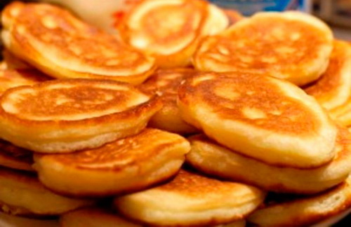For pancakes were lush, you have to know a trick