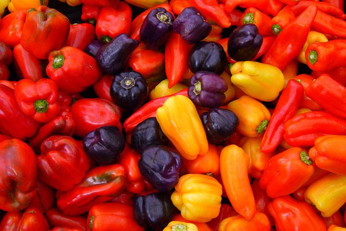 10 ингредиентов самого полезного салата в мире