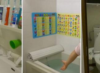 10 причин, почему ванные комнаты Японии являются самыми лучшими в мире! № 8 очень впечатлила.