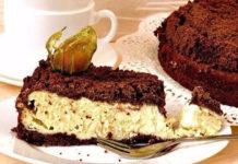 Творожно-шоколадный пирог — лакомство, которое приятно удивит тебя своим нежнейшим вкусом.