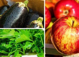 10 продуктов, которые помогают победить отеки