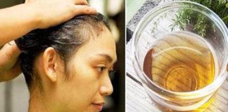 Этот простой трюк заставит ваши волосы интенсивно расти и все будут завидовать их блеску и объёму!