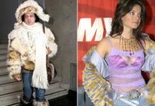 Самые безумные наряды российских звёзд, которые они носили в 2000-х