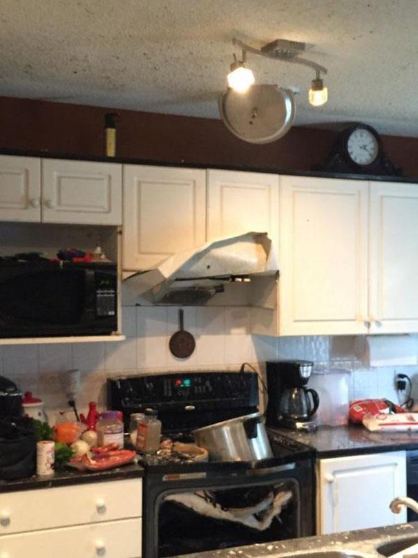 Самые эпичные и беспощадные провалы на кухне