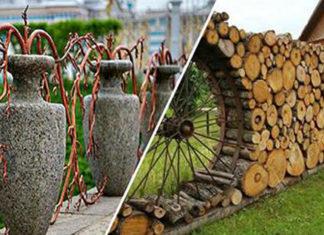 17 примеров необычных заборов, которыми можно украсить собственный участок