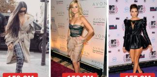Звездные женщины с ростом меньше 160 см, от которых мы без ума!