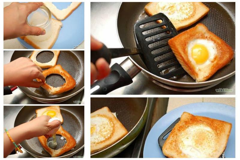 Простецкие, но удивительно вкусные завтраки