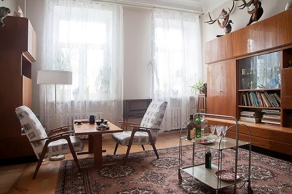 40 interior samples of the USSR.