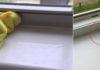 Даже самые устойчивые пятна исчезнут без следа, если почистить подоконник этим средством! Радует белизной!