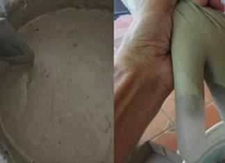 Мужчина вылил цемент в резиновые перчатки. Через 2 дня оценил, какая красота получилась! Сделаю не раздумывая!