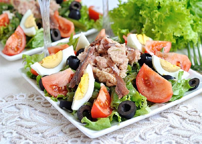 6 фантастических салатов на праздничный стол
