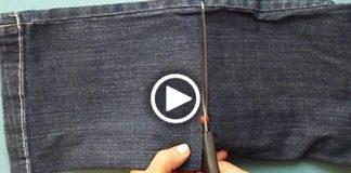 Хоть бери и никогда не выбрасывай старые джинсы! 30 эксклюзивных идей.