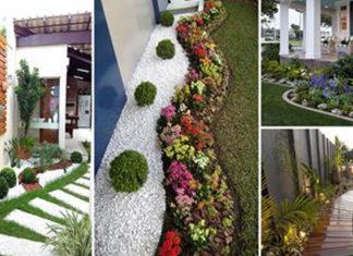 20 идей ландшафтного дизайна, которые сделают ваш садовый участок главной достопримечательностью
