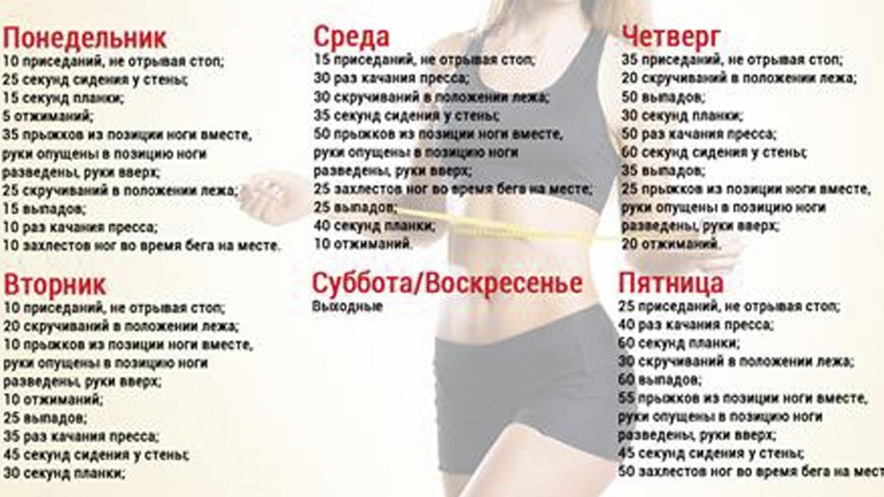 Как похудеть в домашних условиях женщине за 50 383
