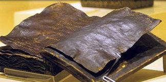 Библия, Которой 1500 Лет, Утверждает, Что Распятие Иисуса — Это Ложь!