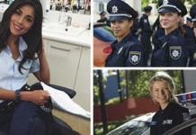 Как выглядят самые красивые девушки-полицейские в 30 странах мира