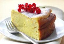 Творожная запеканка — идеальный десерт. И вкусно, и полезно!