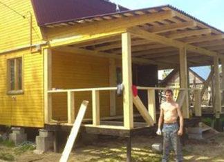 Пристроить летнюю веранду на даче сумеет каждый, а вот оформить ее помогут эти великолепные идеи!