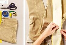 Знатные трюки! Как расширить или удлинить одежду: варианты и идеи для реализации.