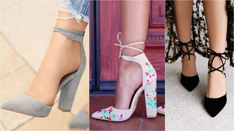 Обувь решает, или 15 самых стильных моделей босоножек этого года! Важный элемент любого образа. № 12 хочу найти!