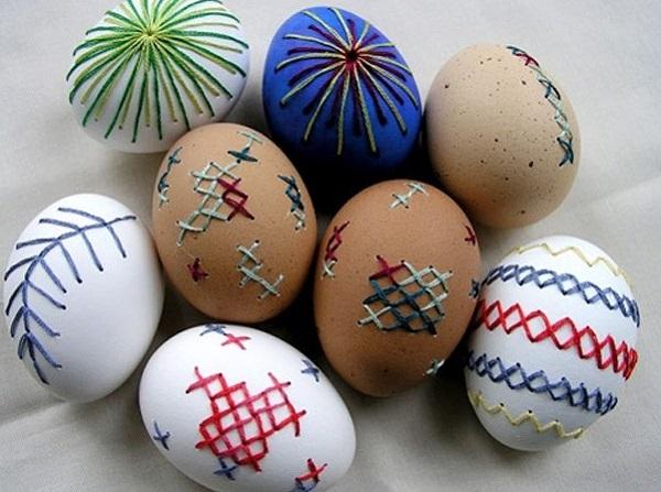 Пасхальные яйца своими руками картинки