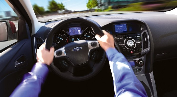 How you drive a car can say much more than you think!