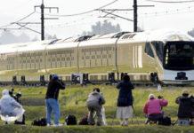 Японцы Построили Новый Поезд, На Который Простому Смертному Путь Заказан!