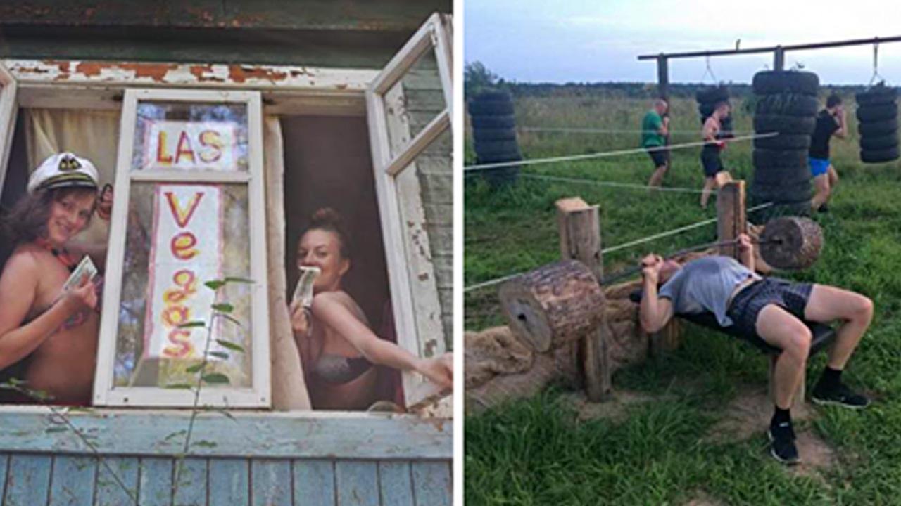 познакомиться в деревне жить хорошо