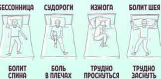 Никакой изжоги и судорог: 9 проблем со сном, от которых ты избавишься уже сегодня!