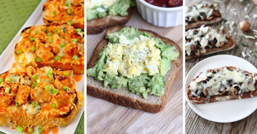 Молниеносный перекус: 12 лучших намазок на хлеб, которые легко утоляют голод! Обязательно приготовлю № 3.