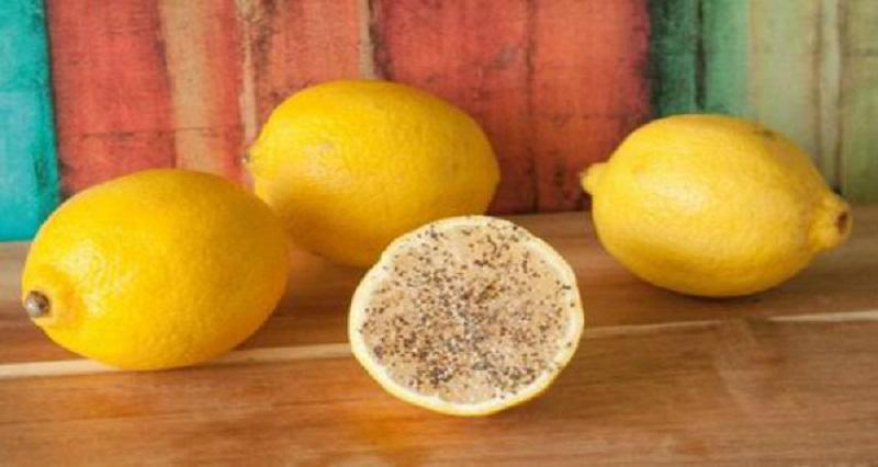7 причин употреблять лимон с солью и перцем. Я и не подозревала, насколько это полезно! Кто бы раньше подсказал.