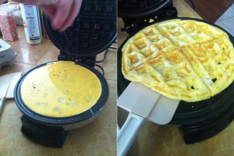 Вот что можно приготовить в вафельнице, кроме вафель: 17 шальных идей. Теперь помощница не пылится на полке! ?