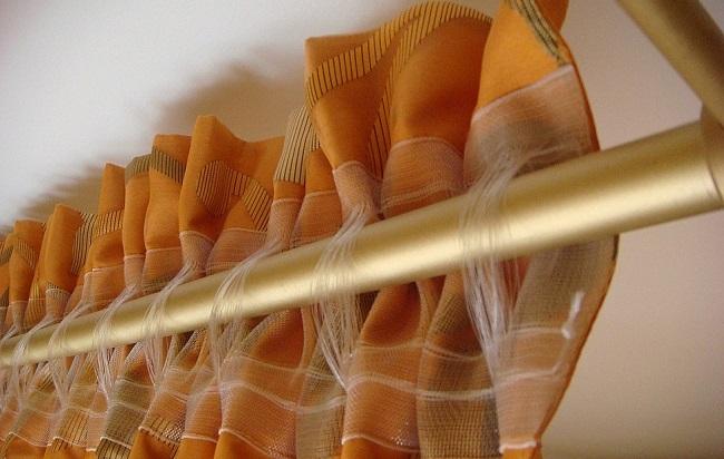 Побывала на мастер-классе декора окон. Делюсь красивейшими способами подвешивания штор на карниз! Я влюбилась!