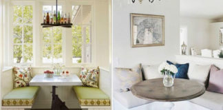 Как оформить столовую в небольшой квартире: 15 очень красивых вдохновляющих примеров