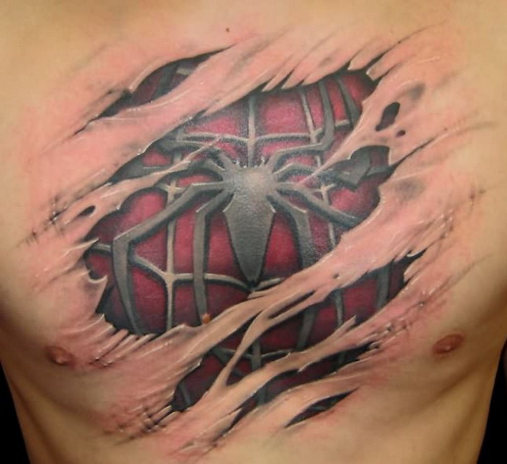 Epic 3d tattoos