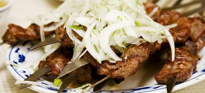 Приготовить вкусный шашлык из говядины