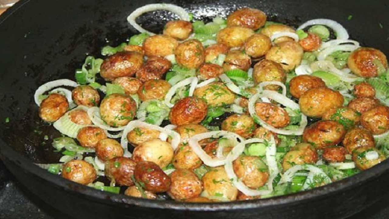 Самые вкусные рецепты из картофеля и мяса