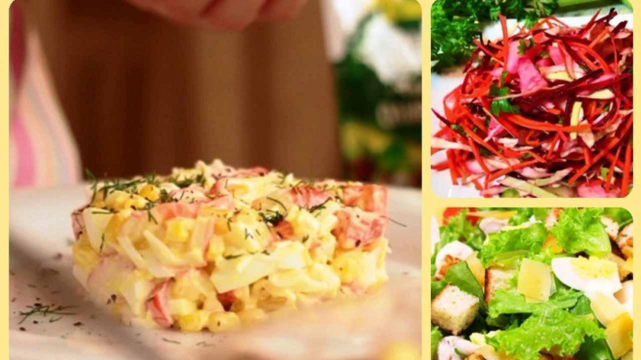 Салат с крабовыми палочками рецепт классический с пошагово