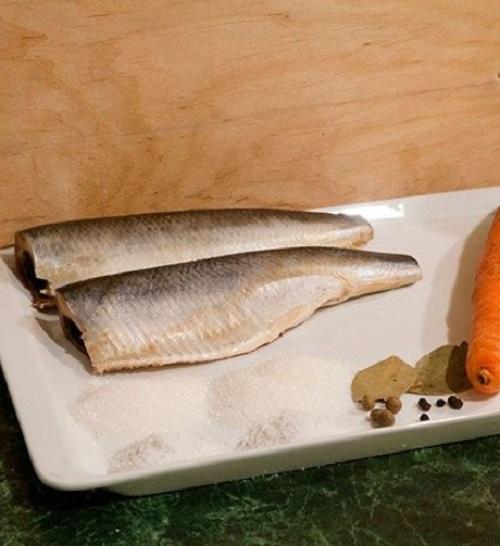 Быстрый рецепт засолки семги в домашних условиях