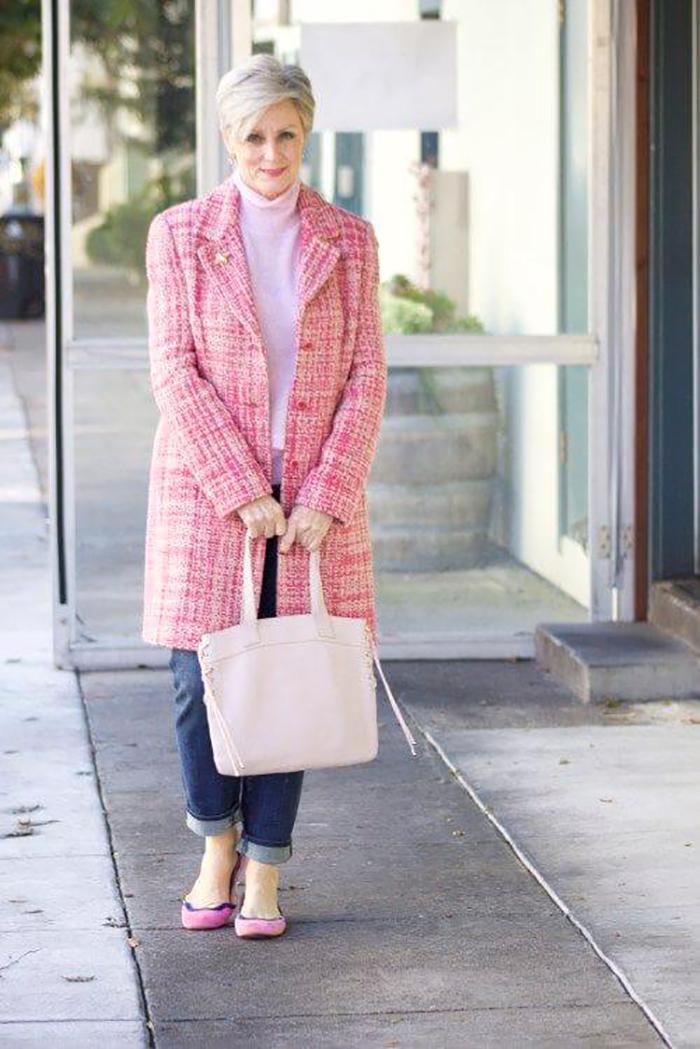 Как выглядеть стильно после 50. Рецепты молодости от модного стилиста.🔝