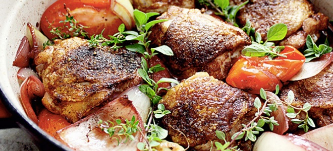 French chicken - the best recipes for a dinner or homemade celebration.