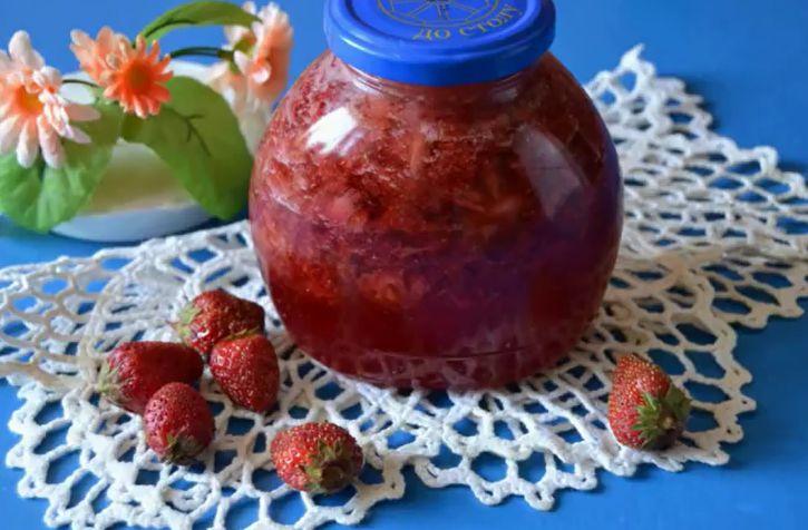 Варенье из клубники или виктории на зиму с целыми ягодами - лучшие рецепты клубничного варенья