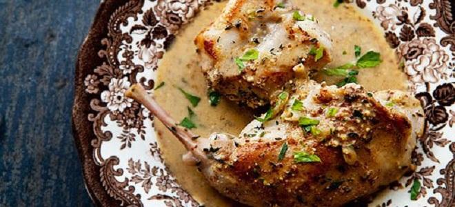 Тушеный кролик – лучшие рецепты превосходных блюд из кролика на любой вкус!