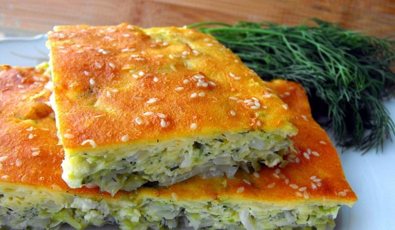 Молодая капуста, 3 яйца и пучок зелени Всего 30 минут — и летнее блюдо готово рекомендации