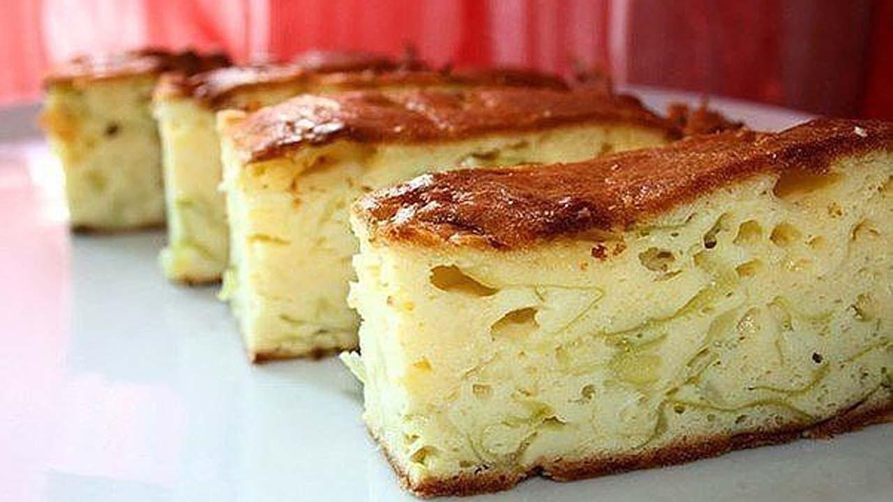 Как сделать заливной пирог из капусты