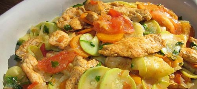 Meat stew with vegetables - simple and original recipes for a delicious dish with sauce